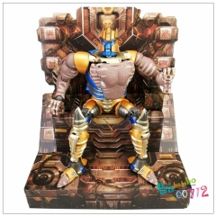 Splicing paperboard Throne For Transformers toy MP-41 Beast Wars Dinobot KO