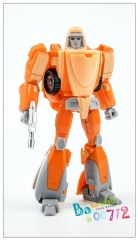 Transformers toy X-Transbots MM-IV+ OLLIE G1 Wheelie