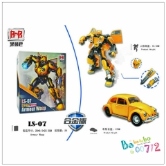 Black Mamba LS-07 Armour Wasp MPM07 Bumblebee 4th Party TFS