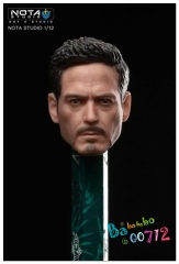 New Nota Studio IN TOY 1/12 Iron Man Mark 50 Tony Stark Head kit Repaired ML Scale