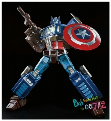 Lewin Resources LW-01A LA01A MP-10 MP10 Optimus Prime OP Captain America Style Oversize