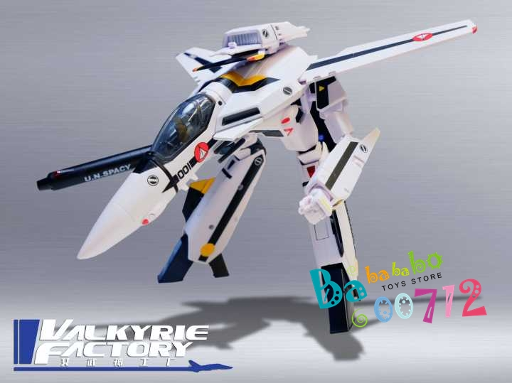 NEW Valkyrie Factory 1//60 Macross VF-1J Milia F Jenius Robotech Red Version KO