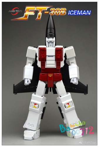 Transformers FansToys FT-30B Iceman G1 Superion Air Raid in stock
