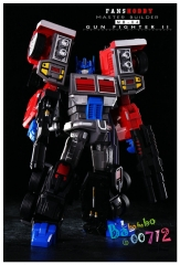 FansHobby MB-04 Gun Fighter Optimus Prime Master Builder Transformers toy