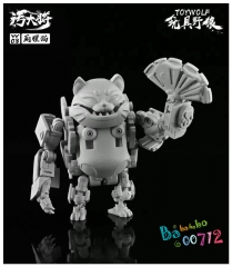 Pre-order Transformers Toy Toywolf W-03 W03 Fortune Cat Transformable figure Toy