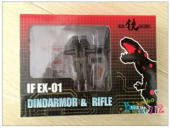 Transformers IronFactory IF-EX01 Dinoarmor Upgrade Kit