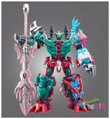 Transformers TFC Poseidon P01-06 all sets Action figure reprint ver. in stock