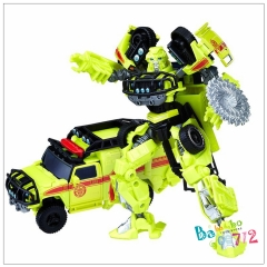 TAKARA HASBRO SS04 SS-04 Ratchet D Class Transformers toy loose version