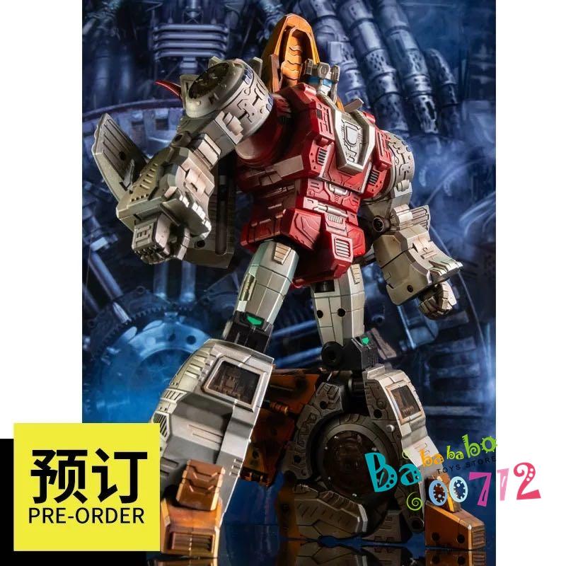 New 52Toys BEASTBOX BB-03IK BB03IK JOJO Jostark  Action Figure  instock