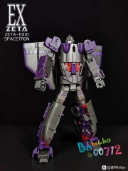 Pre-order Transformers  Zeta Toys EX-10 Spacetron Astrotrain Action Figure Toy