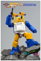 Transformers FansToys  FT45 FT-45 Spindrift 2.0 Seaspray Version 2.0 Action figure Toy