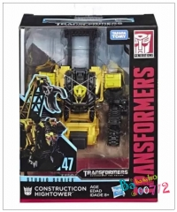 Transformers toy Hasbro Takara Tomy Studio Series SS-47 Constructicon Hightower New