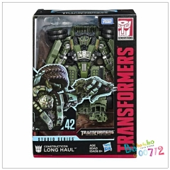 Transformers toy Hasbro Takara Tomy Studio Series SS-42 Voyager Long Haul New