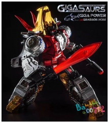 Pre-order GigaPower GP HQ-02R HQ02R Grassor Chrome Version