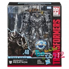 Transformers  Hasbro   Studio Series 48 Leader Megatron Action Figure Toy