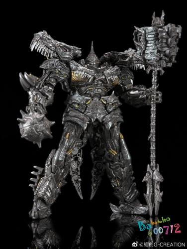G-creation MTST01 Movie Series Wrath Grimlock w/ Ultra Maxmas will arrive