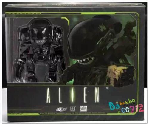 Pre-order 52Toys Megabox MB-01 Alien Xenomorph Action Figure Toy