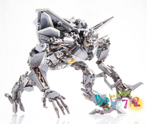 4th Party Masterpiece Movie Series MPM-10 Starscream KO