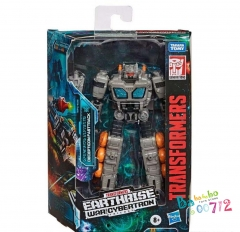 Hasbro WFC-E35 DECEPTICON FASTTRACK TRANSFORMERS GENERATIONS WAR FOR CYBERTRON EARTHRISE CHAPTER