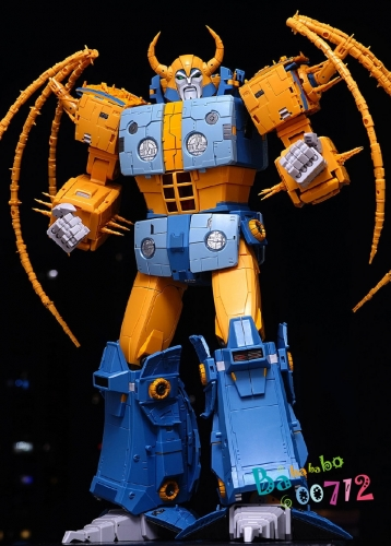 01-STDUIO  CELL Planet Unicron aka ZV-02 Core Star Lord of Chaos in stock