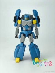 Pre-order  FansHobby MB-12A Nitewalker Nightbeat Transformers Action Figure Toy