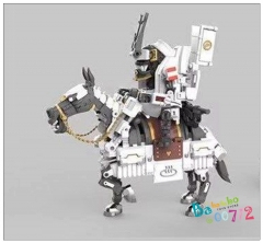 Pre-order Transformers Toy Toywolf TW WHITE BATHTUB HORSE Transformable Action figure Toy
