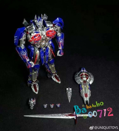 Unique toys UT R-02 OP Optimus Prime reprint will arrive