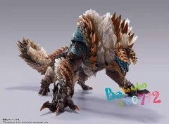 Pre-order Bandai S.H.MonsterArts  Monster Hunter Toy
