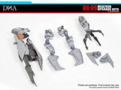 Pre-order  DNA Design DK-09  Upgrade Kit for SS Megatron