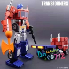 Pre-order Robosen Auto-Converting Programmable Robot Optimus Prime Collector's Edition