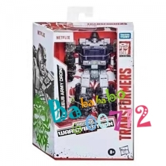 Transformers  Hasbro Netflix  Deseeus Army Drone  War for Cybertron Action Figure will arrive