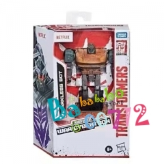 Transformers  Hasbro Netflix  Sparkless Bot  War for Cybertron Action Figure will arrive