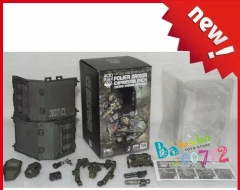 ACID RAIN 3.75 in 1:18  FAV-AP06  POWER ARMOR EXPANSION PACK (303RD MARINE VERSION) Action Figure